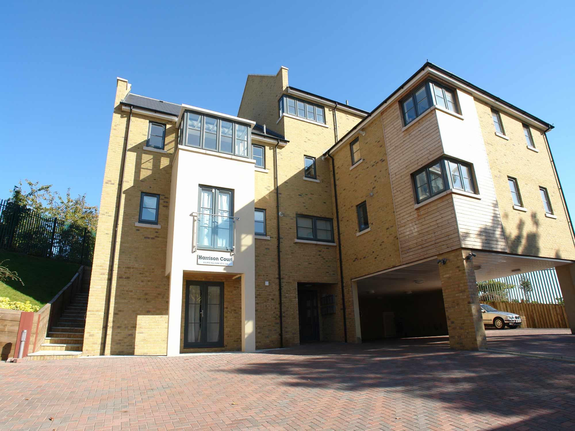 Stoneridge homes ltd building contractor london south east for Stoneridge builders